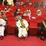 Projet de loi d'amnistie ; Le quitus des membres du CNT